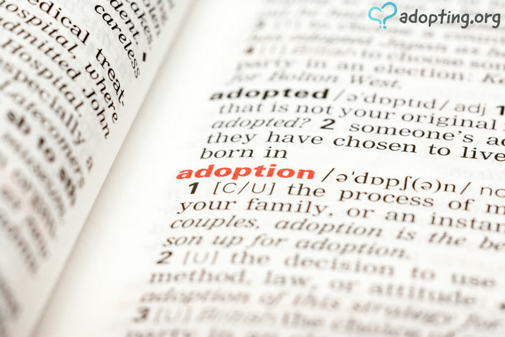 "The act of adopting, as an adoption definition, is a shallow response to the question of ""What is adoption?"" While adoption does involve action, it feels..."