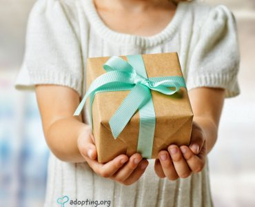 Look for adoption gifts for everyone involved? Here are some great options for birth parents, adoptive parents, adoptees, and extended family.