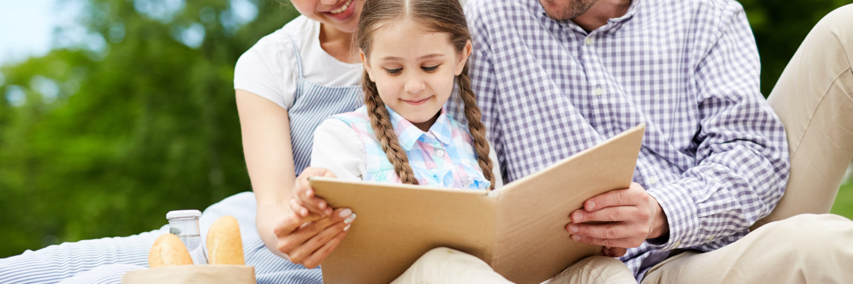 adopting a foster child