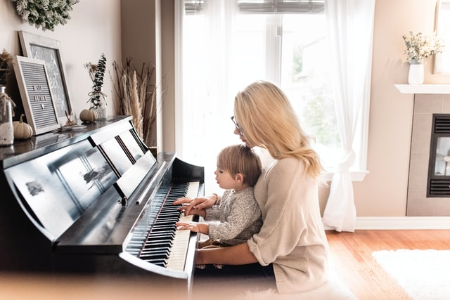 Music can connect us in a unique way. Adoption songs and lullabies are one way that families can come together...